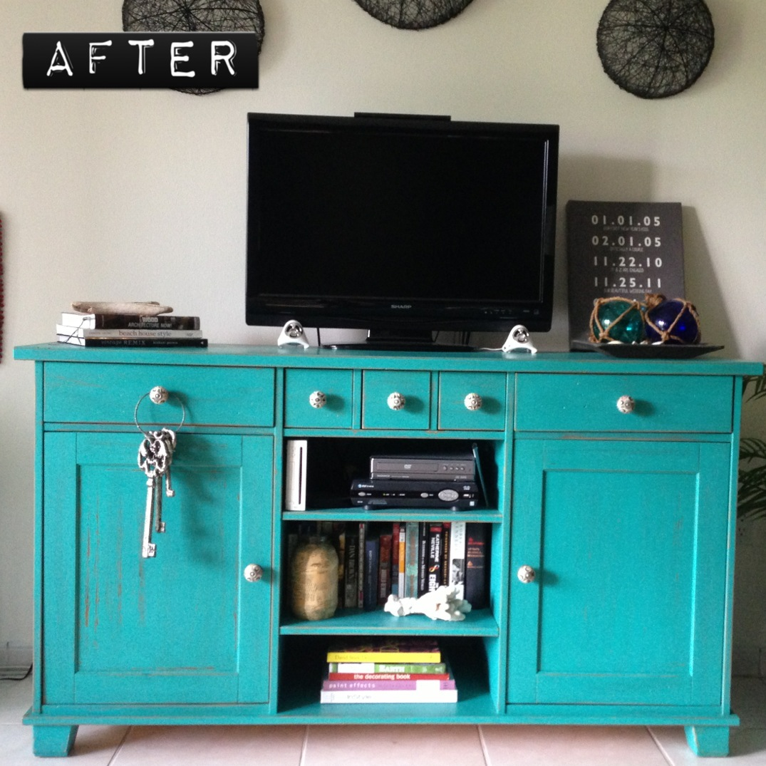 entertainment cabinet with glass doors