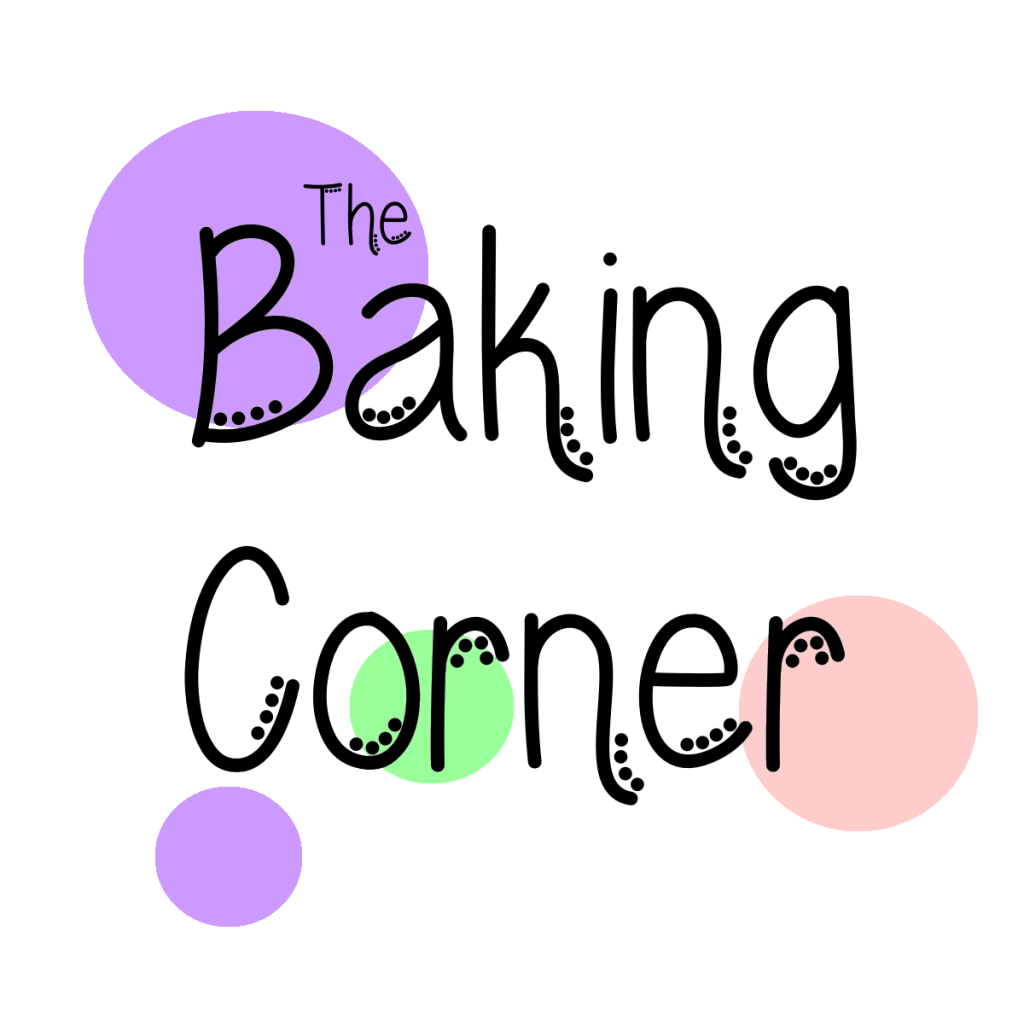 The Baking Corner Colors
