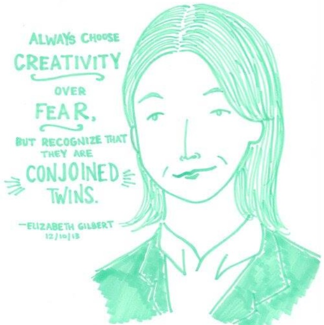 Creativity and fear