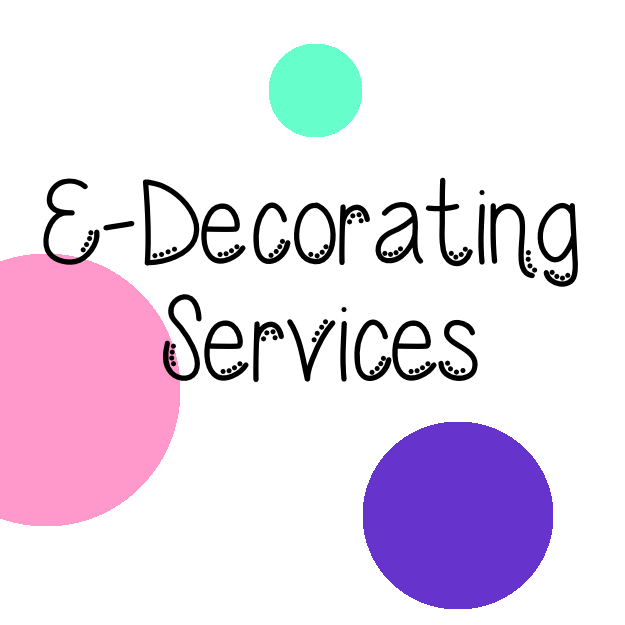 E-Decorating