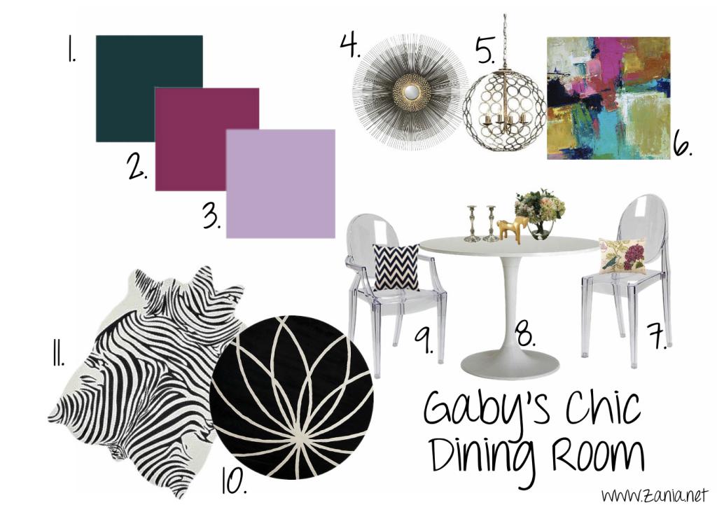 Gaby's Dining Room
