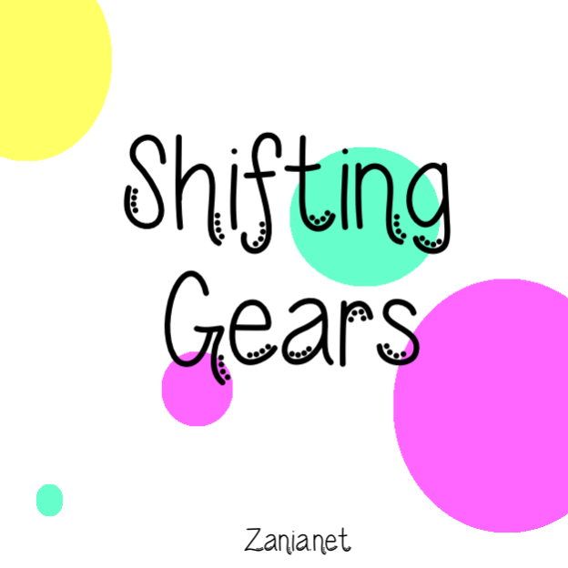 Shifting Gears title card